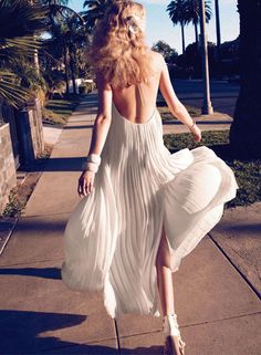 Toni Garrn for Harper's Bazaar