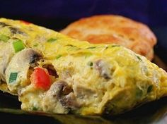 amazing Omelettes In A Bag