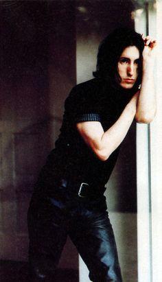Trent Reznor looks exactly like young Serverus Snape.