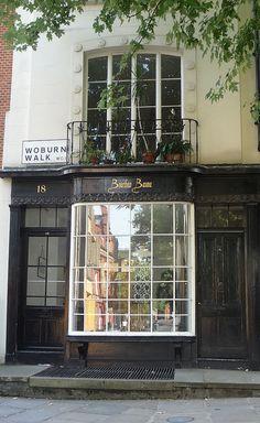 Bourhan Basma:  Woburn Walk, Bloomsbury