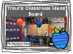 Classroom decor, classroom ideas, sub plan ideas, reading spaces, and more...