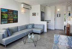 ליאת בני פלד: דירת יחיד בצפון תל אביב | בניין ודיור