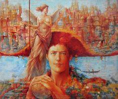 Valeriy Kot, 1958 ~ Surrealist painter | Tutt'Art@ | Pittura ...