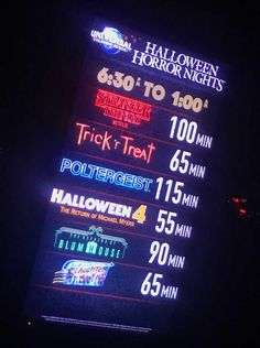 Halloween Horror Nights Orlando 2019 Survival Guide by Undercover Tourist. Universal Orlando, Universal Studios Florida, Universal Halloween Horror Nights, Universal Studios Halloween, Orlando Florida, Orlando Travel, Orlando Disney, Orlando Vacation, Downtown Disney