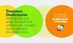 La dedicación de los colombianos es inconfundible y demuestra #lobuenodeCOlombia. La leyenda de El Dorado ocurrió en Colombia. La tradición orfebre se remonta a nuestras culturas ancestrales.