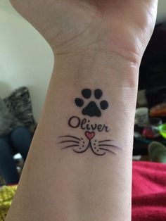 20+ Adorable Cat Tattoo Ideas That Are So Cute!