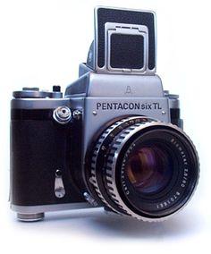 Praktica - Reflex 6X6 Pentacon Six TL