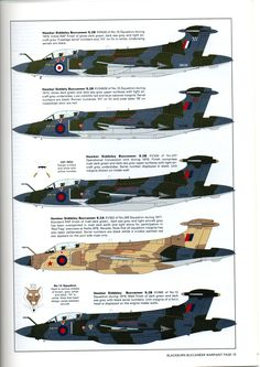 Hawker Siddeley Buccaneer Ww2 Aircraft, Aircraft Pictures, Military Jets, Military Aircraft, Air Fighter, Fighter Jets, Blackburn Buccaneer, Reactor, War Jet