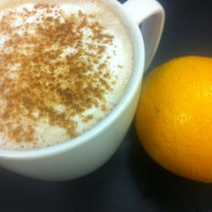 Mmm.  How I love an Orange Mocha Latte. You can get yours only at Madalyn's Coffee & Tea Come on in today and start enjoying!