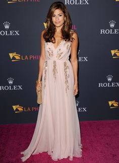 Penelope Cruz, Eva Mendes And Ryan, Elegant Dresses For Women, Beautiful Outfits, Amazing Outfits, Beautiful Women, Dream Dress, Evening Dresses, Maxi Dresses