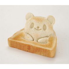 Panda Toast