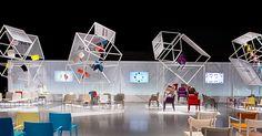 Lo stand Pedrali Flying Boxes concepito da Migliore+Servetto Architects è stato selezionato nell'ADI Design Index 2015 e concorrerà al Compasso d'Oro 2016...