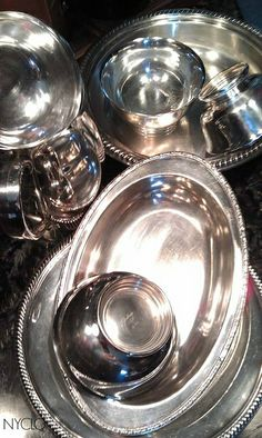 POLISH THRIFT SILVER WITH TOOTHPASTE NYCLQ (3) 600 | Flickr - Photo Sharing!