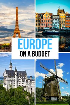 Travel information about Europe on a budget and how to make the most out of your trip to Europe without spending a fortune. Including information about saving money on attractions, flights and accommodation. #backpacking #backpackingtips #europe #europetravel #europetraveltips #traveleurope #budget #budgettravel #savemoney #travel #travelguide #traveling#traveltips #europetrip #traveltipsforeveryone #traveller #travelblogger