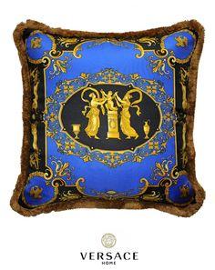 Versace pillow