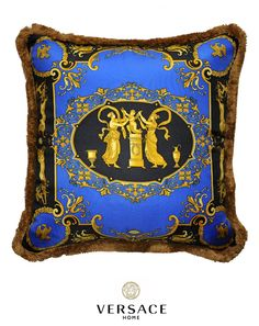 Versace pillow