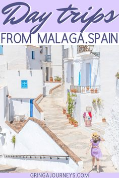 15 DAY TRIPS FROM MALAGA, SPAIN Here are the best options for day trips from Malaga, Spain. We'll start off with some of the closer options, ending with a day trip from Malaga to Morocco. Europe Travel Tips, Spain Travel, Travel Destinations, Croatia Travel, Hawaii Travel, Holiday Destinations, Italy Travel, Portugal Travel, Travel Hacks