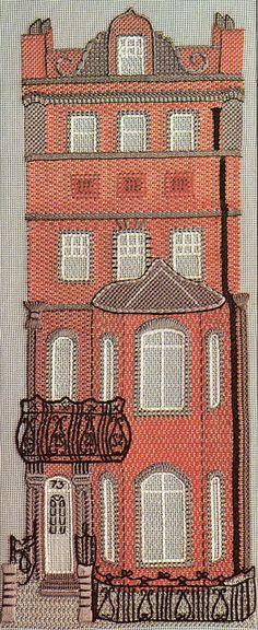 no73 embroidery by elizabethcake, via Flickr