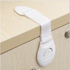 Холодильник туалет пластиковые ящики безопасность Блокировка для безопасности младенца ребенка