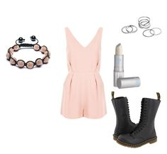 """""""Untitled #14"""" by annaisawesome78 on Polyvore featuring Topshop, Dr. Martens, Lipstick Queen and Bling Jewelry"""