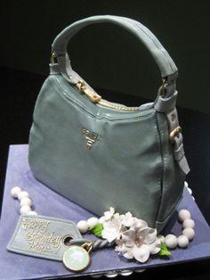Prada Hobo Bag by Sliceofcake.deviantart.com on @deviantART