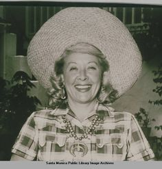 Vivian Vance, actress and Honorary Mayor of Pacific Palisades, 1950 Golden Age Of Hollywood, Classic Hollywood, Old Hollywood, Lucille Ball, Phillips Morris, William Frawley, I Love Lucy Show, Vivian Vance, Lucy And Ricky