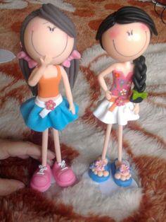 Minhas meninas by Rafa Pereira, via Flickr