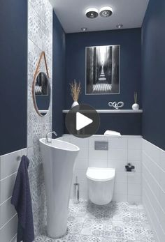 bathroom ideas small on a budget - bathroom ideas _ bathroom ideas small _ bathroom ideas on a budget _ bathroom ideas modern _ bathroom ideas master _ bathroom ideas apartment _ bathroom ideas diy _ bathroom ideas small on a budget Contemporary Bathroom Designs, Bathroom Design Small, Bathroom Interior Design, Modern Bathroom, Bathroom Ideas, Bathroom Storage, Budget Bathroom, Bathroom Organization, Nail Organization