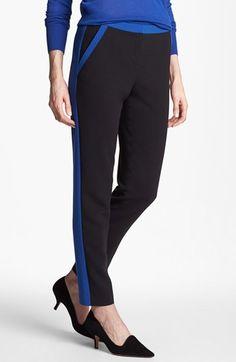 Halogen® 'Quinn' Tuxedo Skinny Ankle Pants | Nordstrom