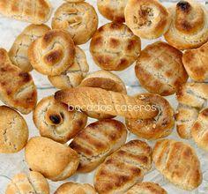 Bocados Caseros: Cómo hacer figuritas de mazapán casero, receta fác... Pretzel Bites, Sausage, Bread, Cookies, Food, Cooking Recipes, Artisan Bread, Finger Foods, How To Make