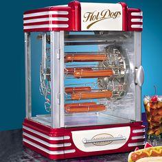 1000 images about nostalgia electrics fun food appliances on pinterest popcorn cart. Black Bedroom Furniture Sets. Home Design Ideas