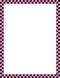 Printable turquoise polka dot border free gif jpg pdf and png free page borders and frames voltagebd Images