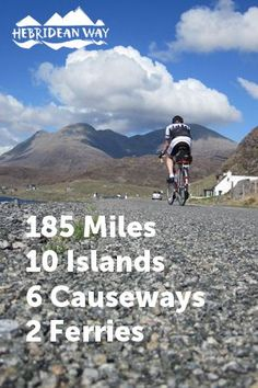 Hebridean Way Cycling Route - Outer Hebrides Krabi, Mtb, Bangkok, Thailand, Cycling Holiday, Cycle Ride, Outer Hebrides, Cycling Quotes, Touring Bike