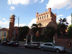 Palacio de Laredo - http://www.dream-alcala.com/palacio-de-laredo/