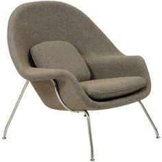 Modway Furniture Modern W Fabric Lounge Chair EEI-113