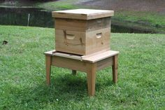 beehive stand   sure our hives stand fit standard size hives they are all glued and ...
