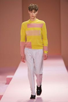 Paul Smith SS14 - Paul Smith Collections. Sam Armstrong all the way Mudgee to Europe,on ya Sambo