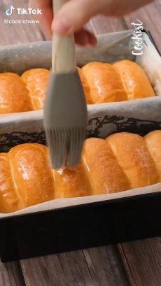 Best Bread Recipe, Bread Recipes, Easy Fluffy Bread Recipe, Chinese Bread Recipe, Best Amish Recipes, Bread Recipe Video, Fun Baking Recipes, Cooking Recipes, Indian Dessert Recipes