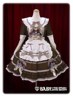 Baby, the stars shine bright ALICE's Hocus-Pocus one piece dress set