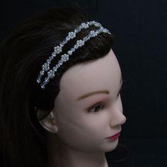 Wedding HeadbandRhinestone HeadbandBridal HeadbandWedding Hair