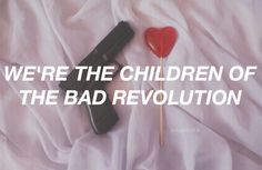 Lana Del Rey #LDR #Children_of_the_Bad_Revolution