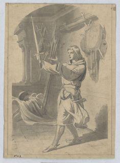 Kandinsky Painting - Rome Soldier Boy by MotionAge Designs Framed Prints, Canvas Prints, Kandinsky, Wood Print, Rome, Digital Art, Greeting Cards, Design Inspiration, Wall Art