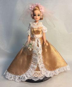 Dawn Doll Wedding Veil in Very Good Condition