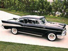 1957 Chevrolet Bel Air Fuel Injected