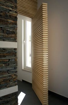 The pivoting door hides the bar - by HBG