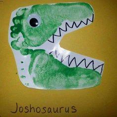 30 Manualidades de Dinossauros para crianças. - Aluno On