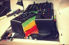 Rasta-Reggae Bday Cake :)