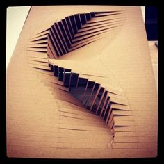 Unbelievable Modern Architecture Designs – My Life Spot Kinetic Architecture, Folding Architecture, Maquette Architecture, Concept Models Architecture, Conceptual Architecture, Modern Architecture Design, Organic Architecture, Architecture Drawings, Landscape Architecture