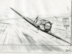 Airplane Sketch, Airplane Drawing, Airplane Art, Pencil Drawings Of Flowers, Car Drawings, Drawing Sketches, Drawing Ideas, Sketching, Sketches Tutorial
