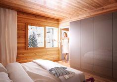 Apartmenthouse Biber Schlafen